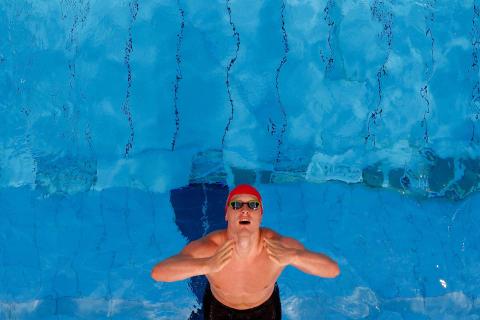 Nadador británico