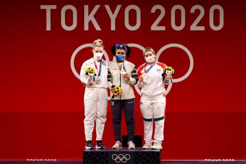 Las imágenes más destacadas de la jornada olímpica de los JJ OO de Tokio 2021 del domingo, 1 de agosto