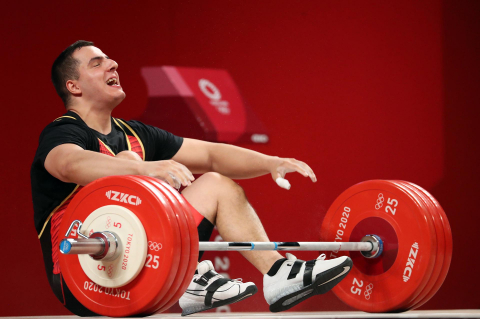 Las mejores imágenes de la jornada olímpica del 4 de agosto