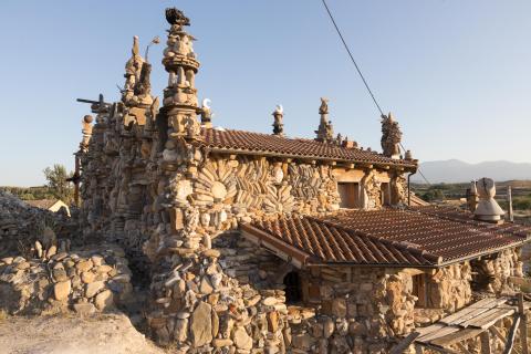 La casa de ensueño de Monteagudo