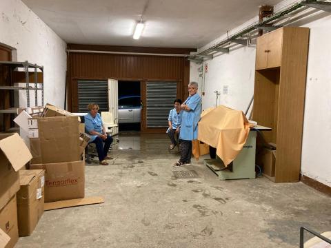 Incidencias por las inundaciones en la zona media y Ribera de Navarra