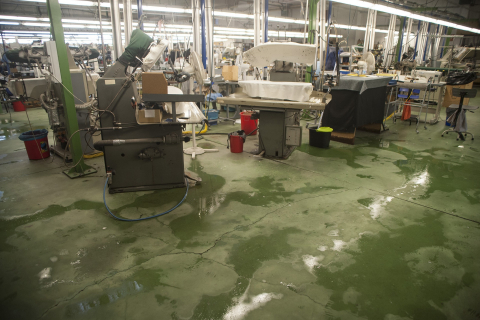 Inundaciones en la Ribera y la Zona Media de Navarra