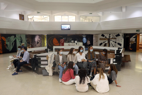Jornada de bienvenida a los alumnos en las universidades navarras