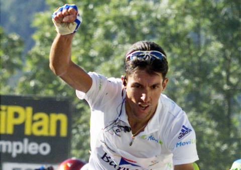 José María Jiménez agrandó su leyenda con un triunfo sobre Abraham Olano en Cerler en 1998