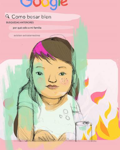 Diez ilustradoras navarras del proyecto 'Si el ahora es elegir, lo hacemos en piezas'.