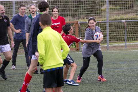 Día del Deporte de la Universidad de Navarra 2021