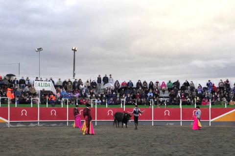 Fotos de la corrida de toros en Larraga