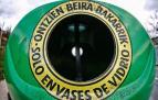 Navarra ha duplicado su reciclaje de vidrio desde 1998