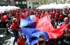 El partido de Osasuna en Soria, declarado de alto riesgo