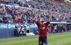 Fotos del Osasuna 1- 0 Nàstic