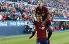 En directo: sigue la narración en directo minuto a minuto del Osasuna-Nàstic