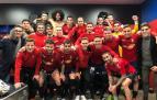 Osasuna, tercer equipo del siglo en encadenar 11 triunfos como local