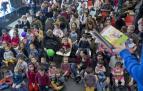 La II edición de la feria celebrada en Pamplona este fin de semana ha contado con más de 100 actividades, entre charlas, talleres, mesas redondas, etc.