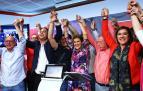 Chivite se ve presidenta pero rechaza acuerdos con Esparza y EH Bildu