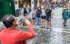 El turista extranjero deja en Navarra menos dinero que en las provincias vecinas