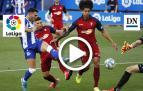 Resumen del Alavés-Osasuna en vídeo