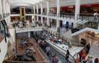 Tres detenidos por hurtos en locales del centro comercial La Morea