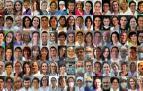 Los 102 rostros de la sanidad navarra que dan voz a una medalla