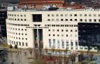Un detenido en Lasarte por el robo en el Palacio de Justicia de Navarra