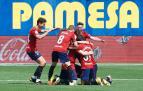 Osasuna da el golpe en Villarreal