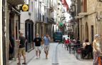Como en toda Navarra, los vecinos de Lumbier esperan celebrar las fiestas patronales en 2022