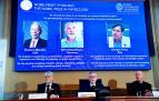 Anuncio del Premio Nobel de Física para Syukuro Manabe, Klaus Hasselmann y Giorgio Parisi