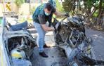 Confirman que el coche encontrado en el río Ebro es el usado en el atropello mortal de Luceni (Zaragoza).
