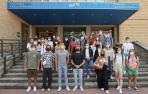 estudiantes intercambio UPNA