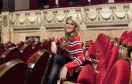 Foto Sofía Esparza en el Teatro Campoamor de Oviedo