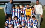 Mendavia se adueña de la corona del fútbol alevín