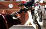 Hermoso de Mendoza brilla en Zamora al cortar cuatro orejas