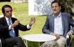 Rajoy y Aznar, este sábado