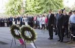 Homenajes en Noruega en el aniversario de la matanza de Utøya