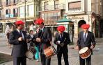 La Comparsa y La Pamplonesa amenizan hoy San Fermín Chiquito