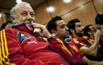 Los jugadores de la Roja se suman a la seguridad en Internet
