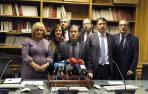 Los jueces y fiscales inician el día 2 movilizaciones contra las reformas