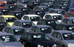 La crisis y la falta de crédito hunden un 17,7% la matriculación de coches