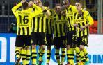 Goleada y a cuartos para el Borussida Dortmund