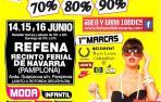Refena acoge la primera feria Oulet Navarra