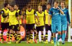 El Dortmund pasa de ronda pero pierde a Lewandowski