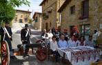 Tierras de Iranzu refuerza su apuesta por el turismo bélico en Yerri y Abárzuza