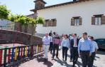 Renovada la pavimentación del entorno del Camino de Santiago
