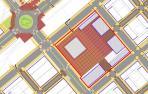 Lezkairu contará con una plaza central al sur del parque Alfredo Landa