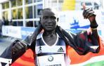 Kimetto, el granjero de Kenia que vuela más rápido en la maratón