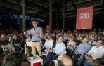 """Pedro Sánchez pide a Rajoy que """"empiece por limpiar su casa"""""""