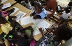 El ébola ha dejado al menos a 3.700 niños huérfanos en África Occidental