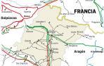 Navarra busca conectar con Francia con la línea 400kV Itsaso-Dicastillo