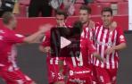 Resumen y todos los goles del Girona-Osasuna (3-0).