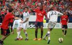 Osasuna 2-1 Albacete (I)