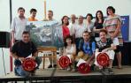 Corella y Monteagudo celebran sus concursos de pintura al aire libre